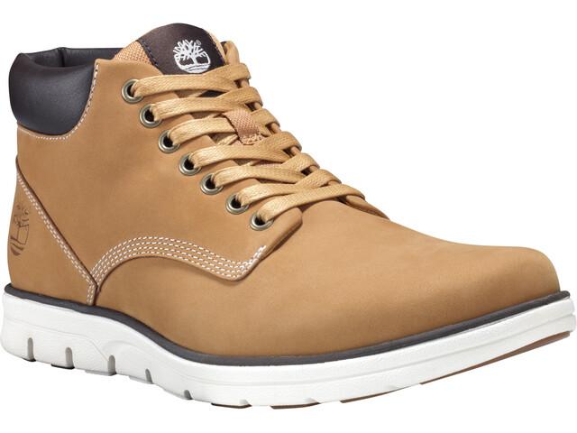 finest selection f4470 fe8bc Timberland Bradstreet Chukka Leather Shoes Men wheat nubuck